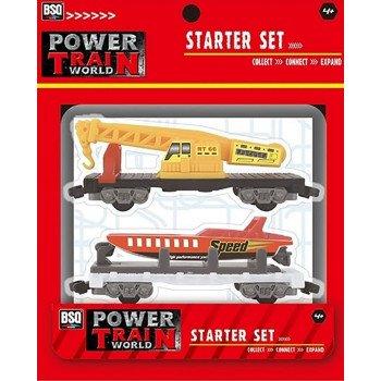 Грузовые вагоны для железной дороги BSQ - BSQ-2023-8
