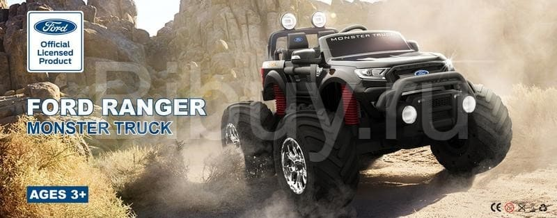 детский FORD MONSTER TRUCK