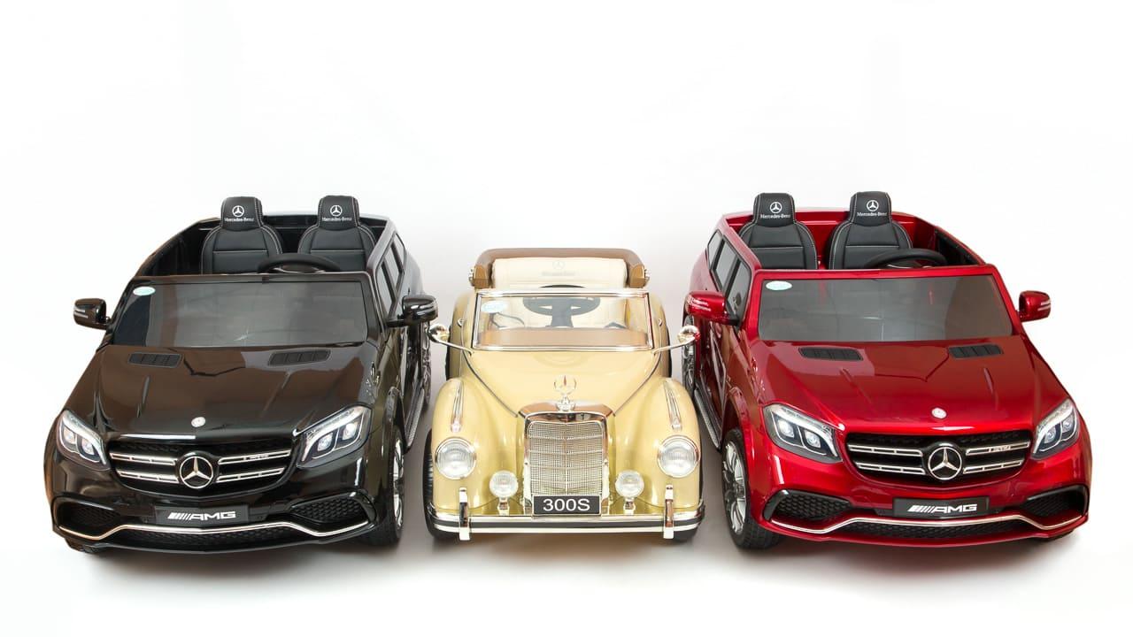размеры электромобилей