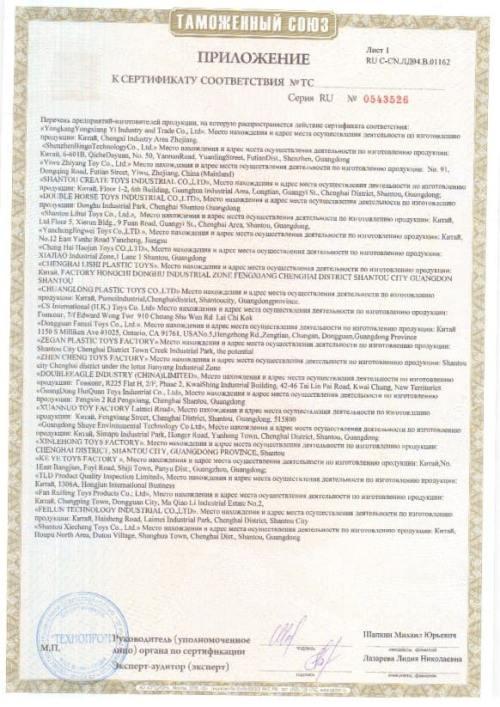 сертификат на электромобили